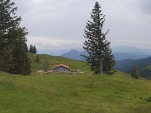 Zur Farrenpoint und zurück über das Litzldorfer Tal