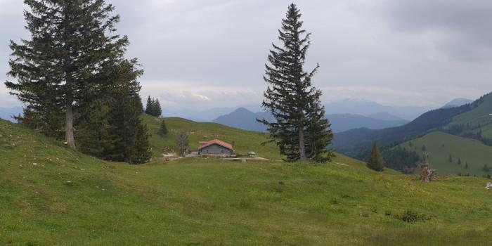 Teaserbild zur Tour - Zur Farrenpoint und zurück über das Litzldorfer Tal