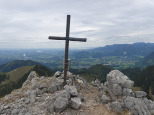 Bike & Hike Tour über den Lechnerkopf auf die Hochsalwand
