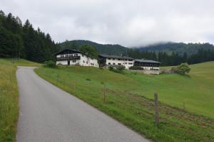 Rechenau - Wegpunkt 4 entlang der Tour