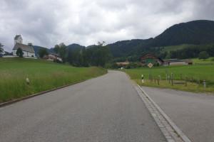 St. Margerethen - Startpunkt der Mountainbike Tour