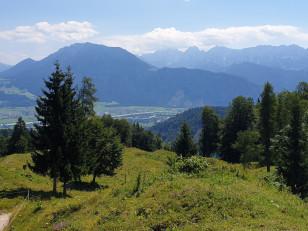 Ramserer Alm und Schwarzenberg bei Oberaudorf