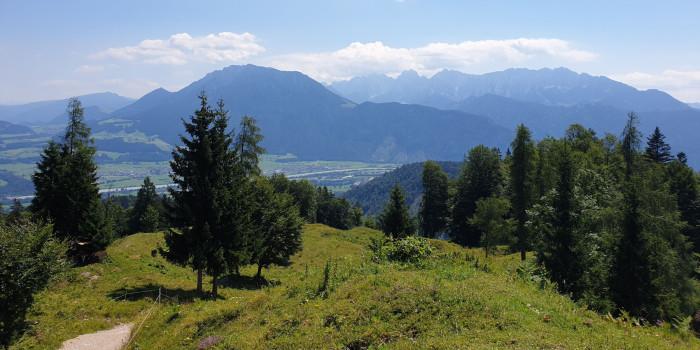 Teaserbild zur Tour - Ramserer Alm und Schwarzenberg bei Oberaudorf