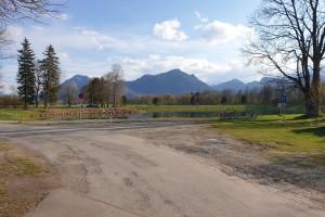 Neubeuerer See - Startpunkt der Mountainbike Tour